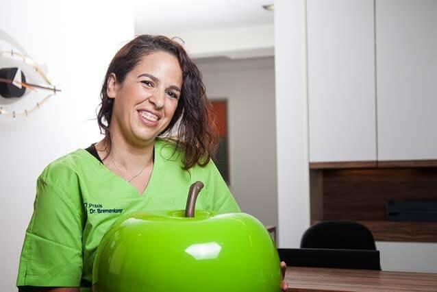 Zahnarztpraxis Duisburg - Nicole Lange
